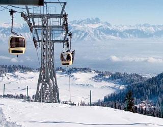 Jammu - Srinagar-Sonmarg-Pahalgam-Gulmarg Tour