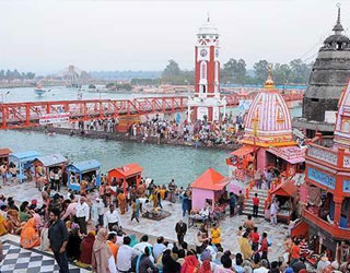 Haridwar Car Rentals from Amritsar