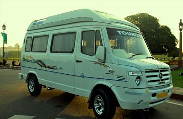 9 Seater Tempo Traveller in Amritsar