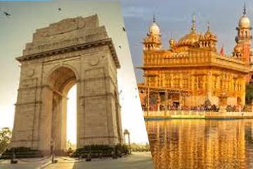 Delhi-Amritsar-Delhi 2 Days Tour