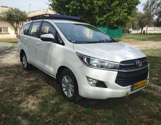 Innova Crysta Cars in Amritsar