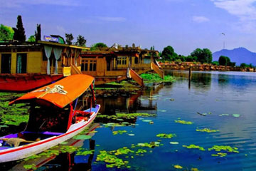 Kashmir Taxi Booking Service from Amritsar