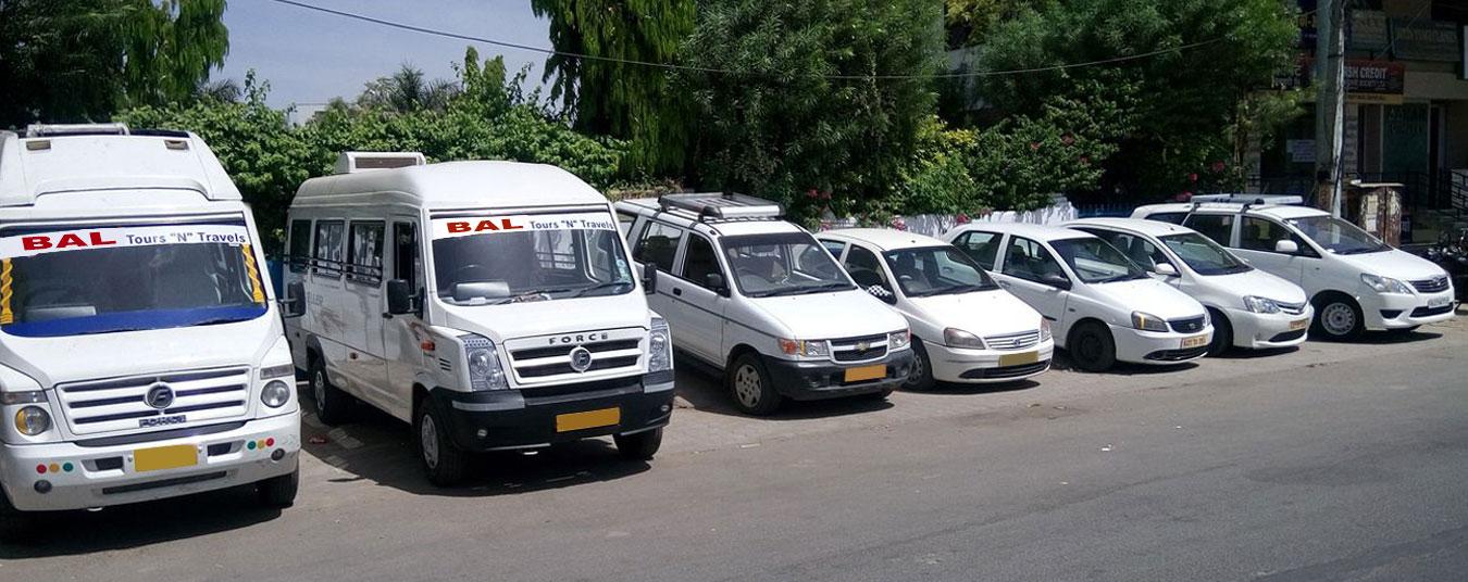 taxi rental amritsar